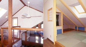 Atrium & Japanese room