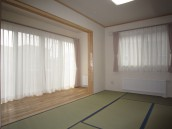 Japanese-room・Sun-room
